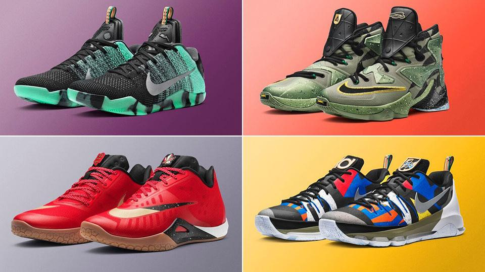 all of lebron shoes